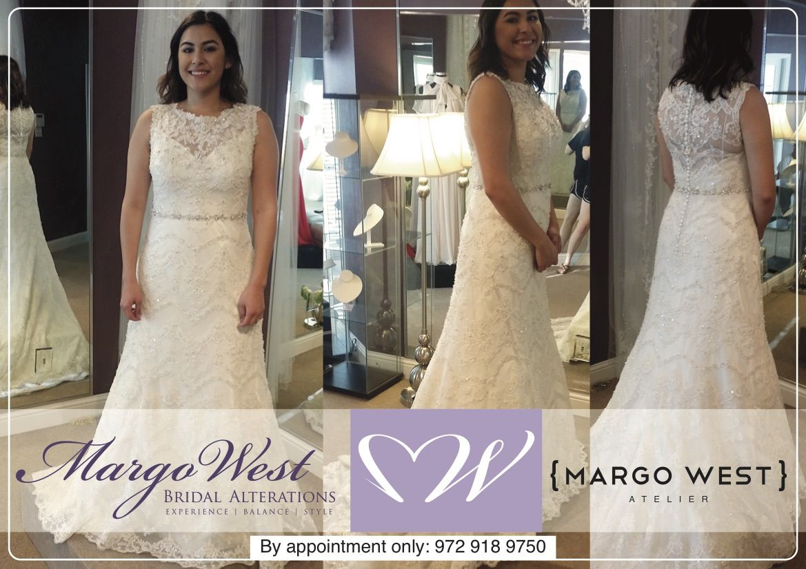 Best bridal alterations in Texas by Margo West    Margo West Bridal     Best bridal alterations in Texas by Margo West