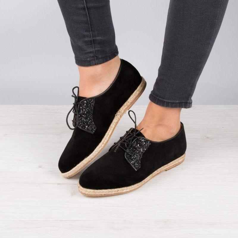 Chaussures noires femme MBKnzB0K