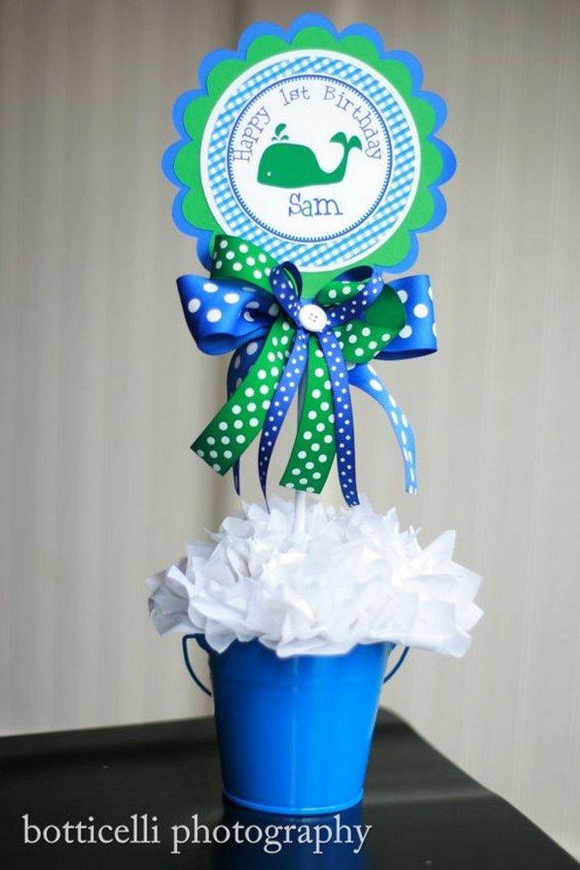 centros de mesa para baby shower baby shower Pinterest Babies - centros de mesa para baby shower