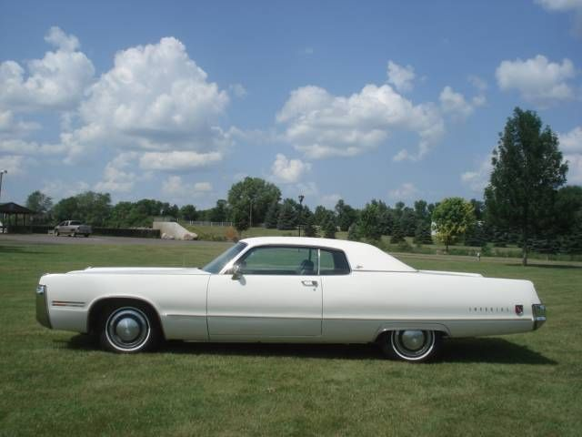 1973 Chrysler Imperial Lebaron For Sale Hemmings Motor News