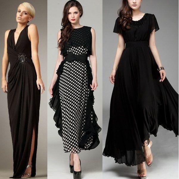 Новые модели платьев 2017 фото