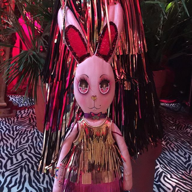 whatAbunny! Details clothes cheese #whatAstreet @thecomplainers #noorfares @noorfares #oscarandgio #party #bunny detail #fashion #thecomplainers #adrianocisani