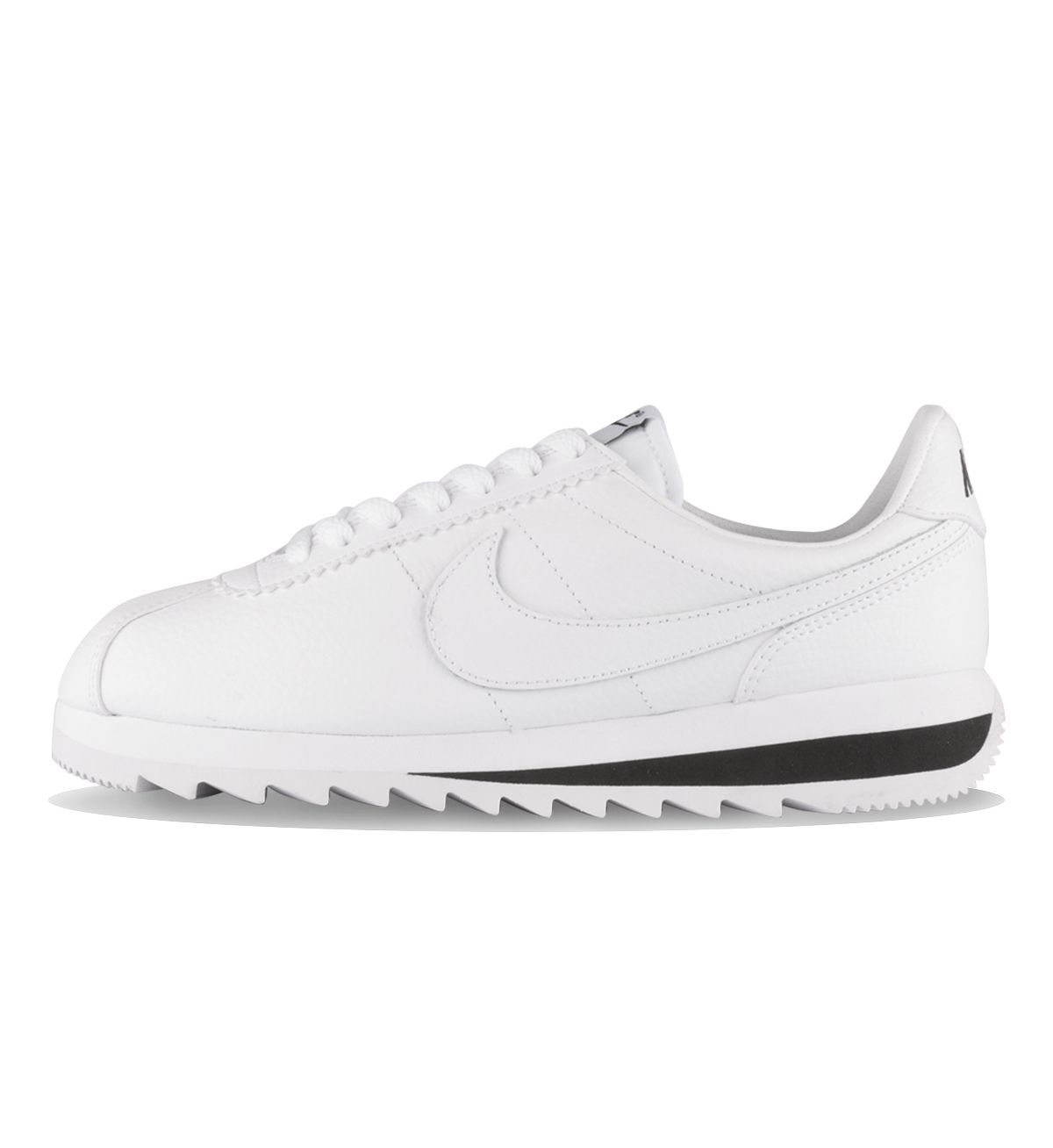 reputable site ead4a 6d902 Nike WMNS Classic Cortez Epic PRM White  White  Black - Nike Womens The  WMNS