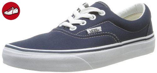 Vans U ERA NAVY, Unisex-Erwachsene Sneakers, Blau (Navy NVY),