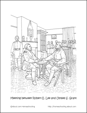 Free Civil War Printables For Your Classroom Civil War Printables Civil War Books Reconstruction Civil War
