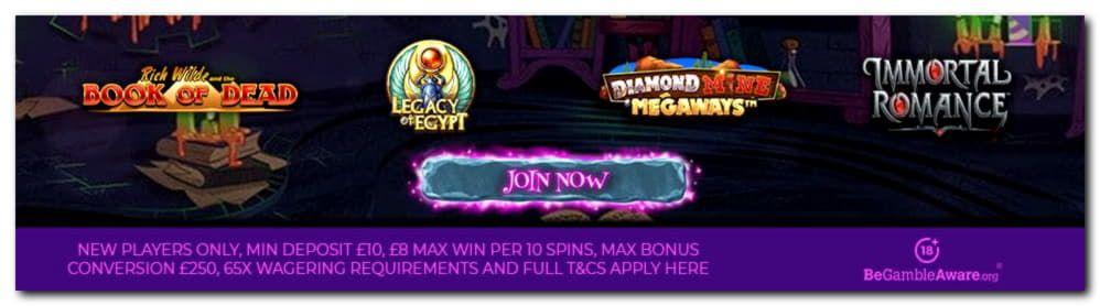 King billy casino promo codes