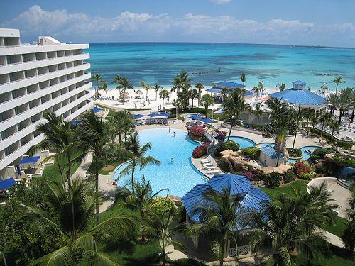 Sheraton Nau Beach Hotel Bahamas