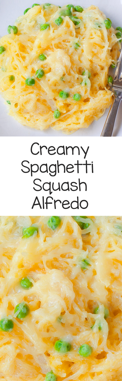 Creamy comfort food spaghetti squash alfredo. This is a recipe for those of you who like giantservings of pasta. Each serving gives you a heaping cup of alfredo with rich and deliciously creamy sauce, all for under 150 calories per serving. This is also a recipe for those of you who really love vegetables –...Read More »