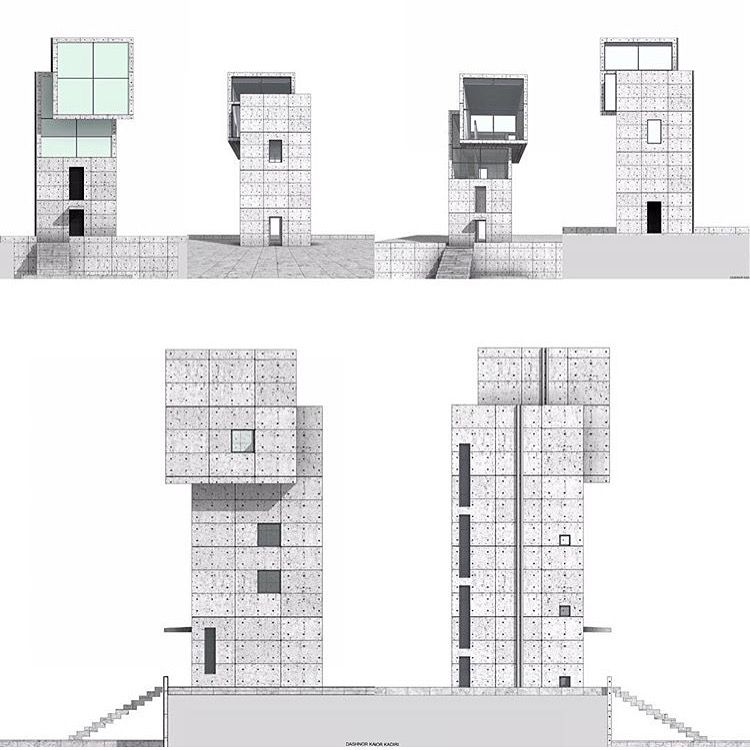 Building Plans For 4x4 : Tadao ando house pdf pixshark images