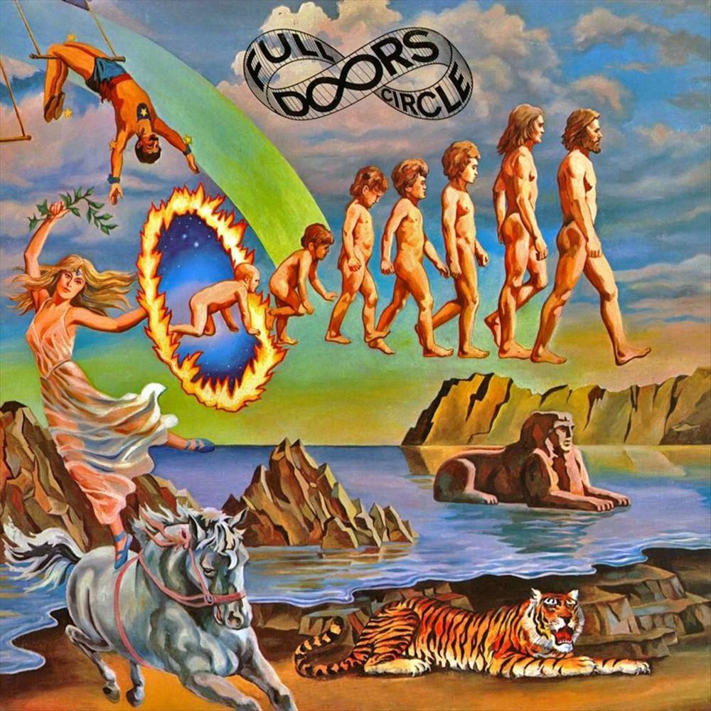 The Doors Full Circle Vinyl Rock Album Covers Album Cover Art Album Art