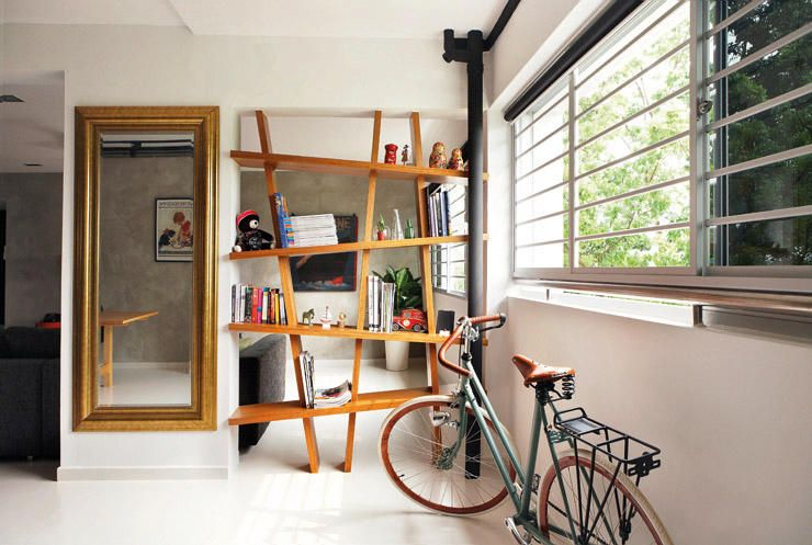 10 design ideas for feature walls in hdb flat homes singapore home decor and decor