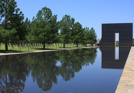 the oklahoma city bombing in april 19 1995 The bombing of the alfred p murrah federal building in oklahoma city on april 19, 1995 was the deadliest act of homegrown terrorism in us history, resulting in.