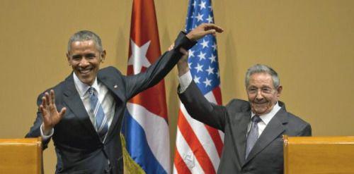 A un año del restablecimiento de relaciones entre Estados Unidos...