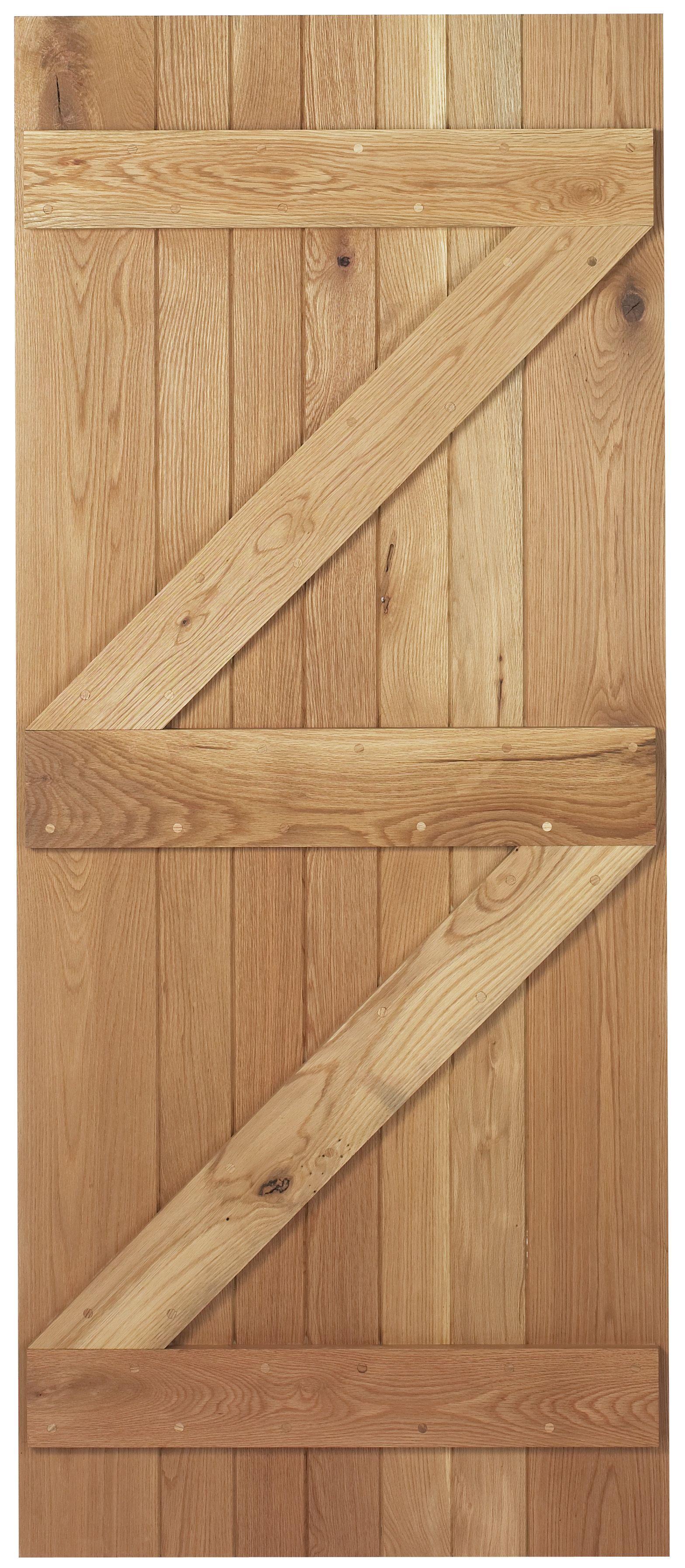 Oakwood doors provide a wide range of quality internal doors at competitive prices delivering UK wide. & plank doors   Internal Door Rustic Oak Ledged u0026 Braced Random ... pezcame.com