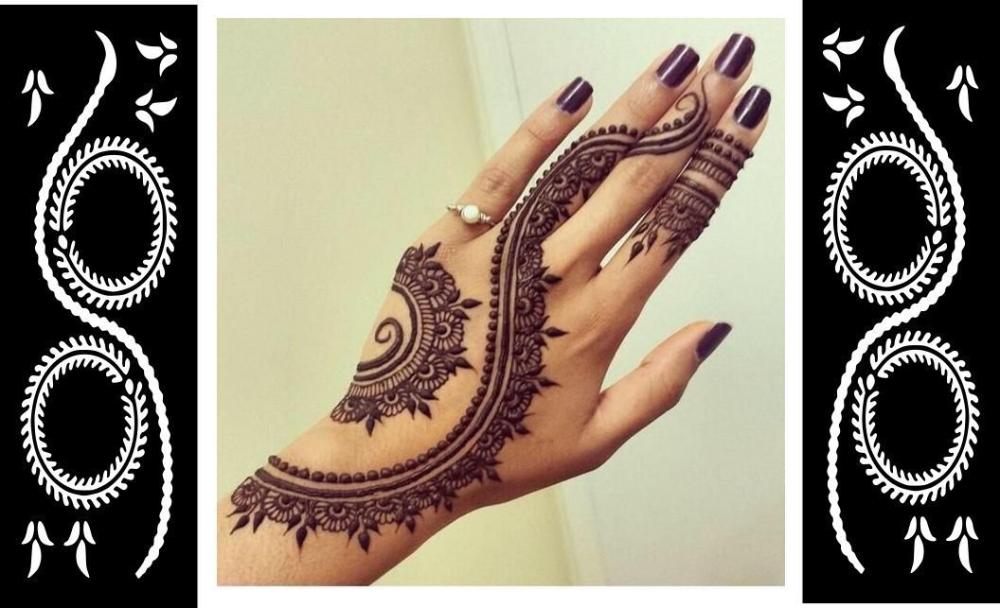 Art Henna Stickers بحث Google Henna Hand Tattoo Hand Henna Henna