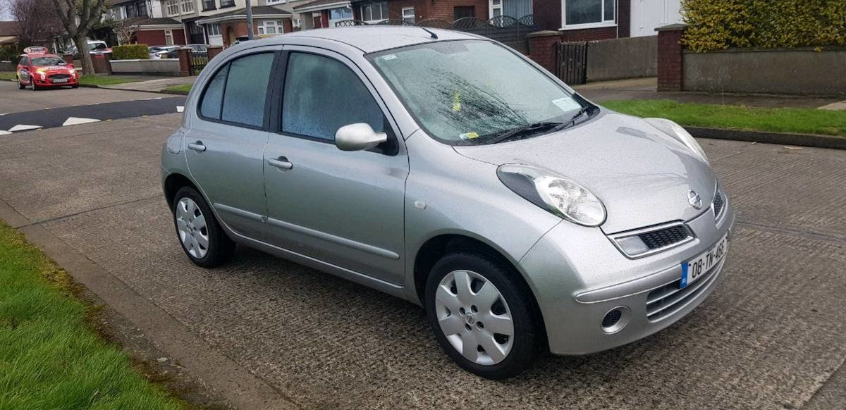 Nissan micra.new nct 09/2020 for sale in Dublin for €1850