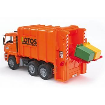 Bruder Toys Cool Truck And Such Toys Garbage Truck Trucks Cool Trucks