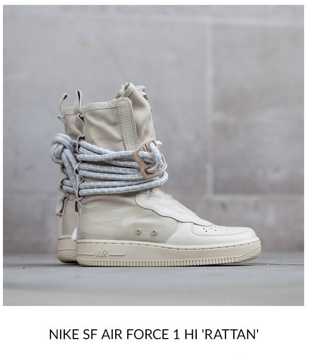 air force 1 sf high