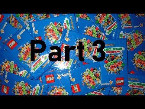 LEGO Sainsbury's Cards 2018 Part 3 - YouTube   Lego ...
