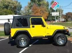 Used 2003 Jeep Wrangler For Sale 12 500 At Evansville In