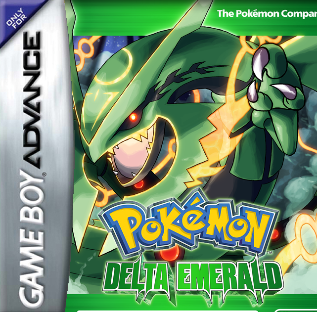 Gba Rom Pokemon Emerald All In One Pokemon Dragon Gamer
