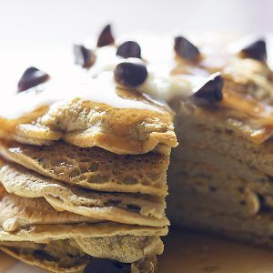 Protein Pancakes - Only 4 Ingredients #proteinpowderpancakes