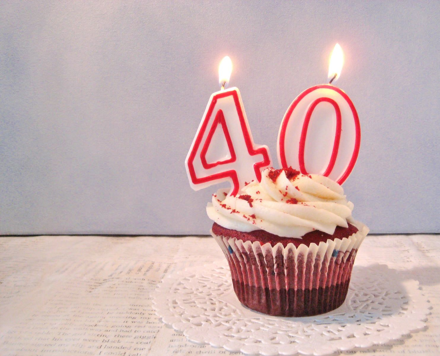 Alma Stoller My 40th Birthday and a Giveaway 40th