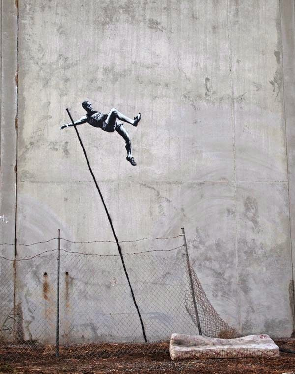 4D.Art: Olympic Street Art