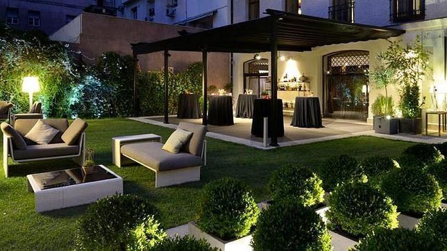 Los 15 hoteles más lujosos de Madrid.Hotel Único