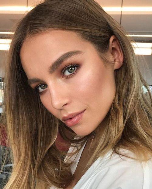 Como Maquillarse Naturalmente Los Ojos