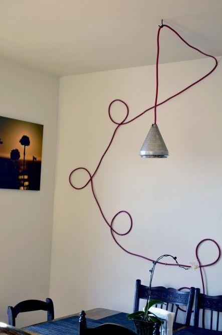 modo per creare una lampada multifilo   Lampade e lampadine ...