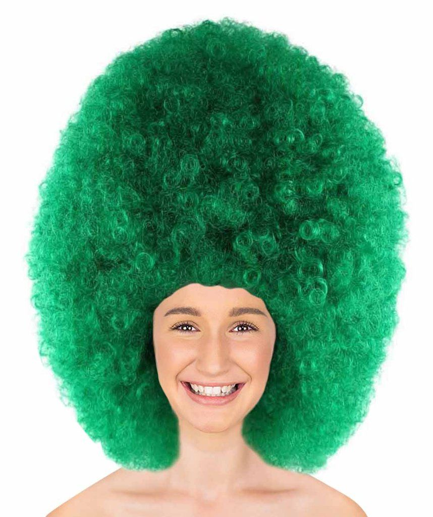 Super Size Jumbo Wigs Collection Afro Wigs Party