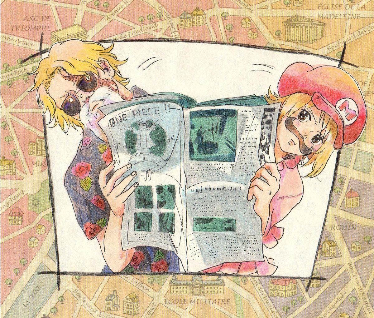 One Piece, Sabo, Koala
