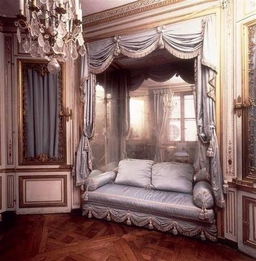 Bedroom Design Private Palace: Very Small Room In The Private