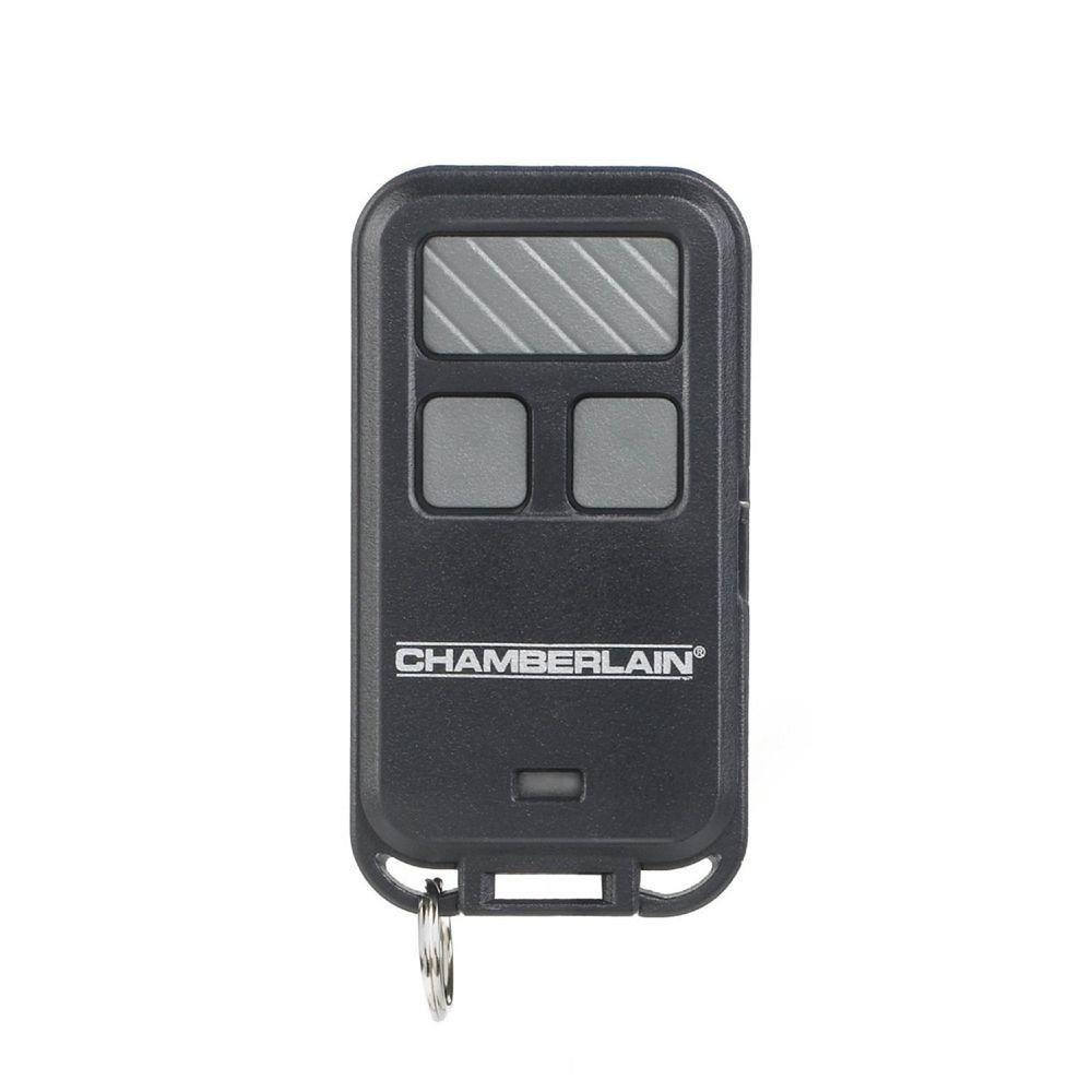 Chamberlain Remote Keychain Garage Opener 956ev Universal Fits Liftmaster Others Garage Door Opener Remote Garage Door Remote Control Garage Door Remote