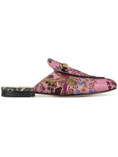 GUCCI .  gucci  shoes  flats   Gucci   Shoes, Gucci, Gucci slipper 7062546d696