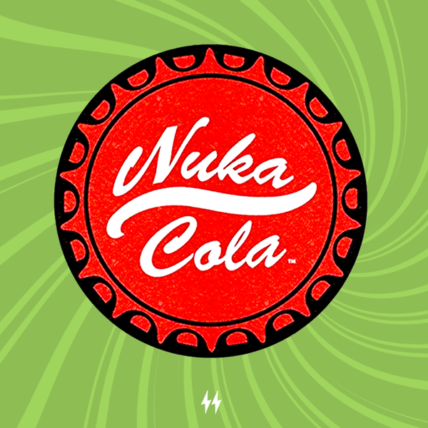 All The Heart Eyes For This Fallout Nuka Cola Blanket Https Amzn To 2odswdg Nukacola Vault Videogame Gamin Fallout Nuka Cola Overwatch Decal Cola