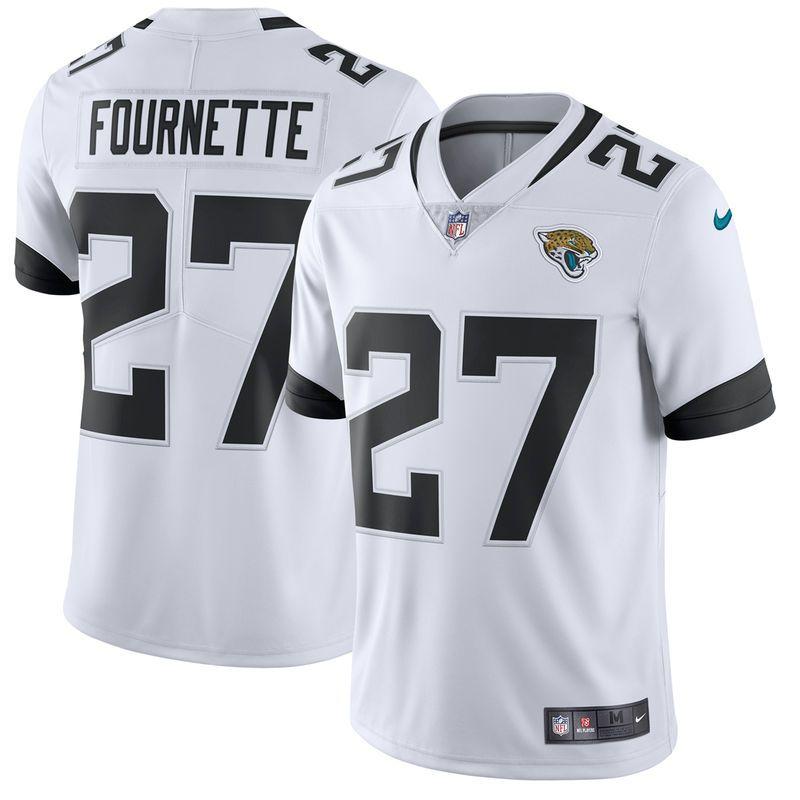 Leonard Fournette Jacksonville Jaguars Nike New 2018 Vapor Untouchable Limited Jersey White Jacksonville Jaguars Jaguars