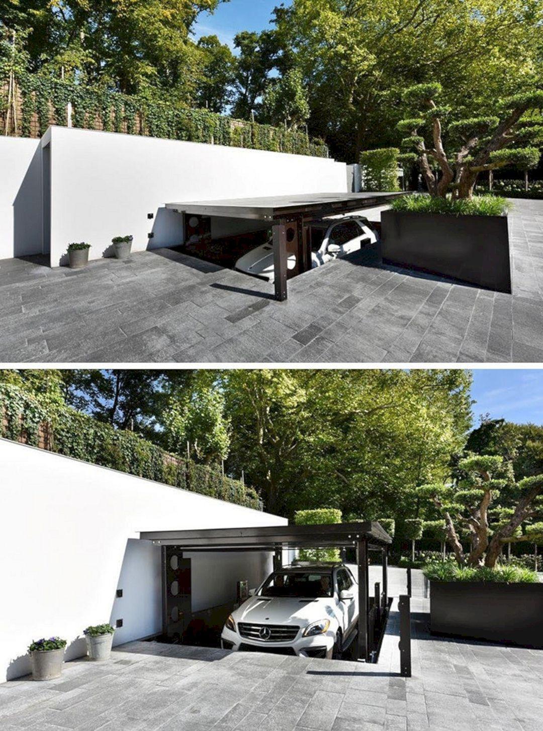 45 Incredible Underground Parking Garage Design Homes Pinterest
