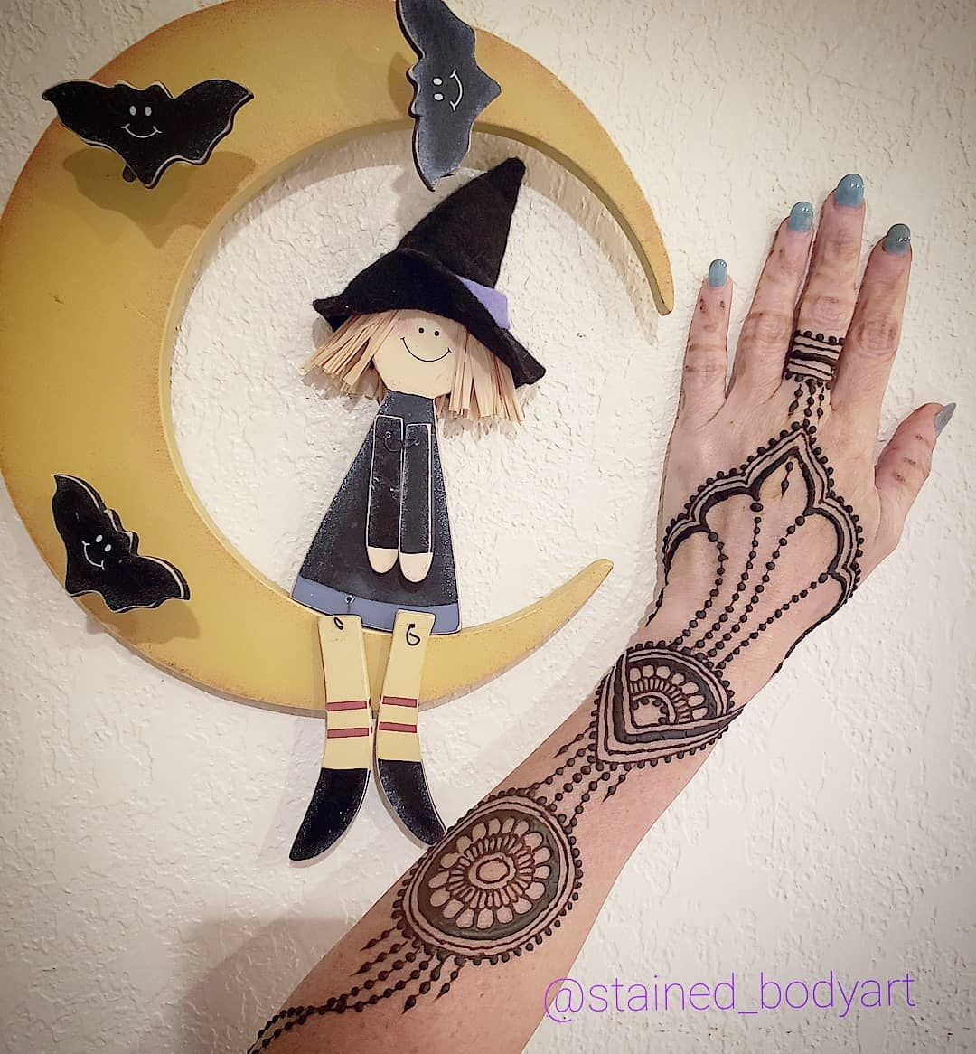 Jewelry Style Henna Tampa Florida Is It Halloween Yet Henna Henna Designs Henna Body Art
