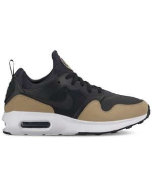 new arrival b4af0 3f7da Nike Men s Air Max Prime Sl Running Sneakers from Finish Line - Black 11.5