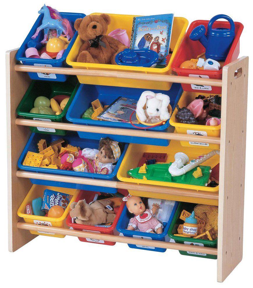 Toy Organizer Storage Bins