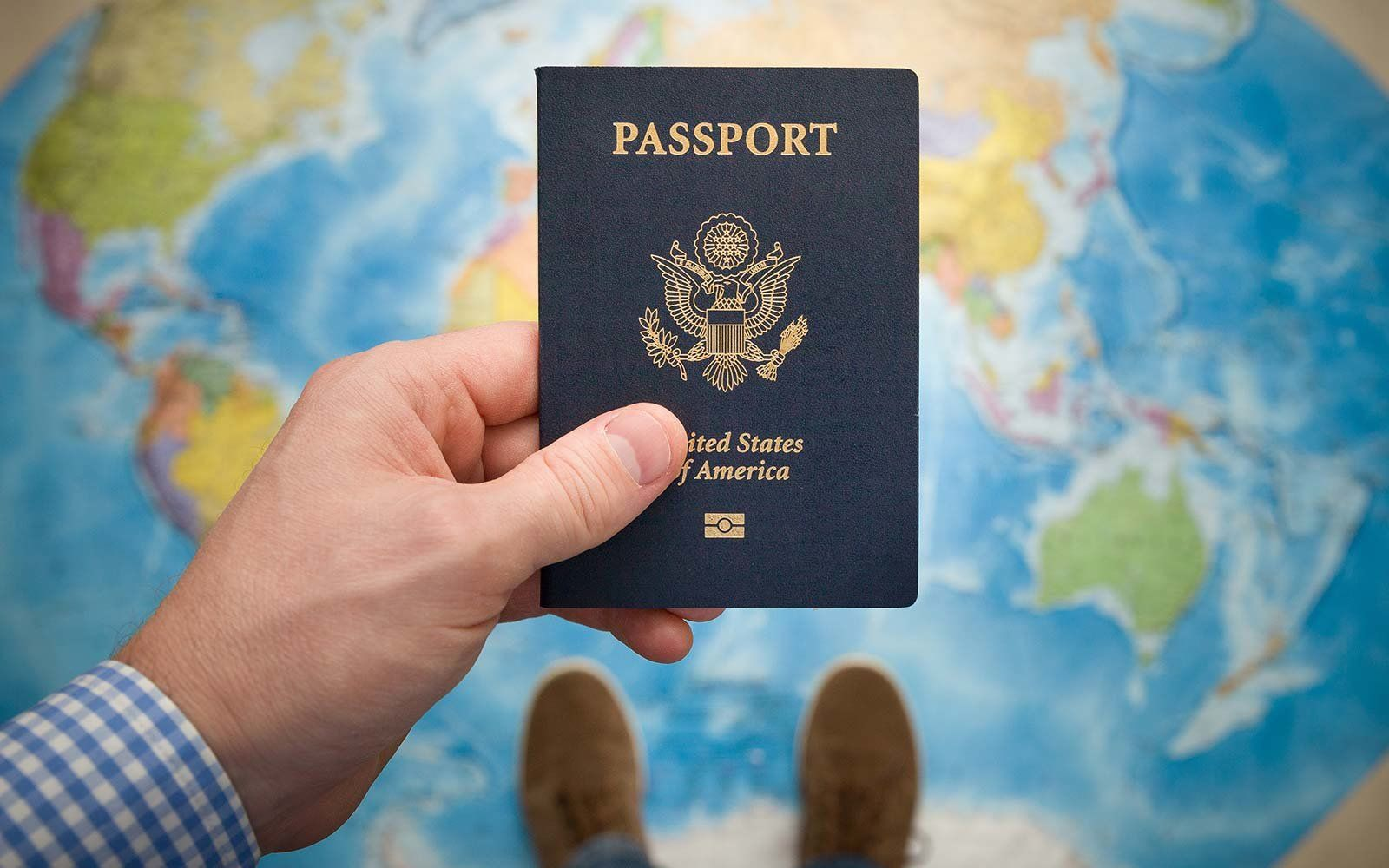 Why You Should Check Your Passport S Expiration Date Right Now Passport Travel Traveling By Yourself
