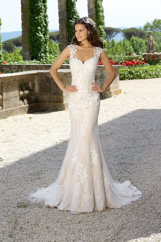Wedding Dress Clain From The Emma Charlotte Collection