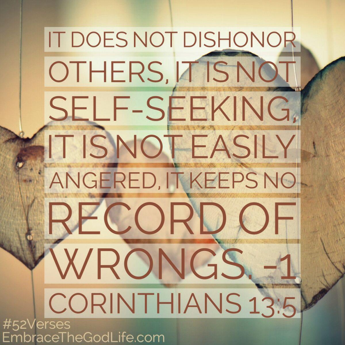 1 Corinthians 135 Christian life, 1st corinthians