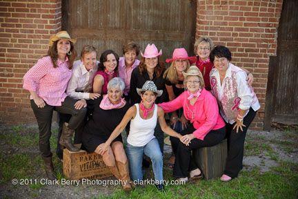 Pink Posse Philes | Breast Cancer Survivors | Columbia, SC
