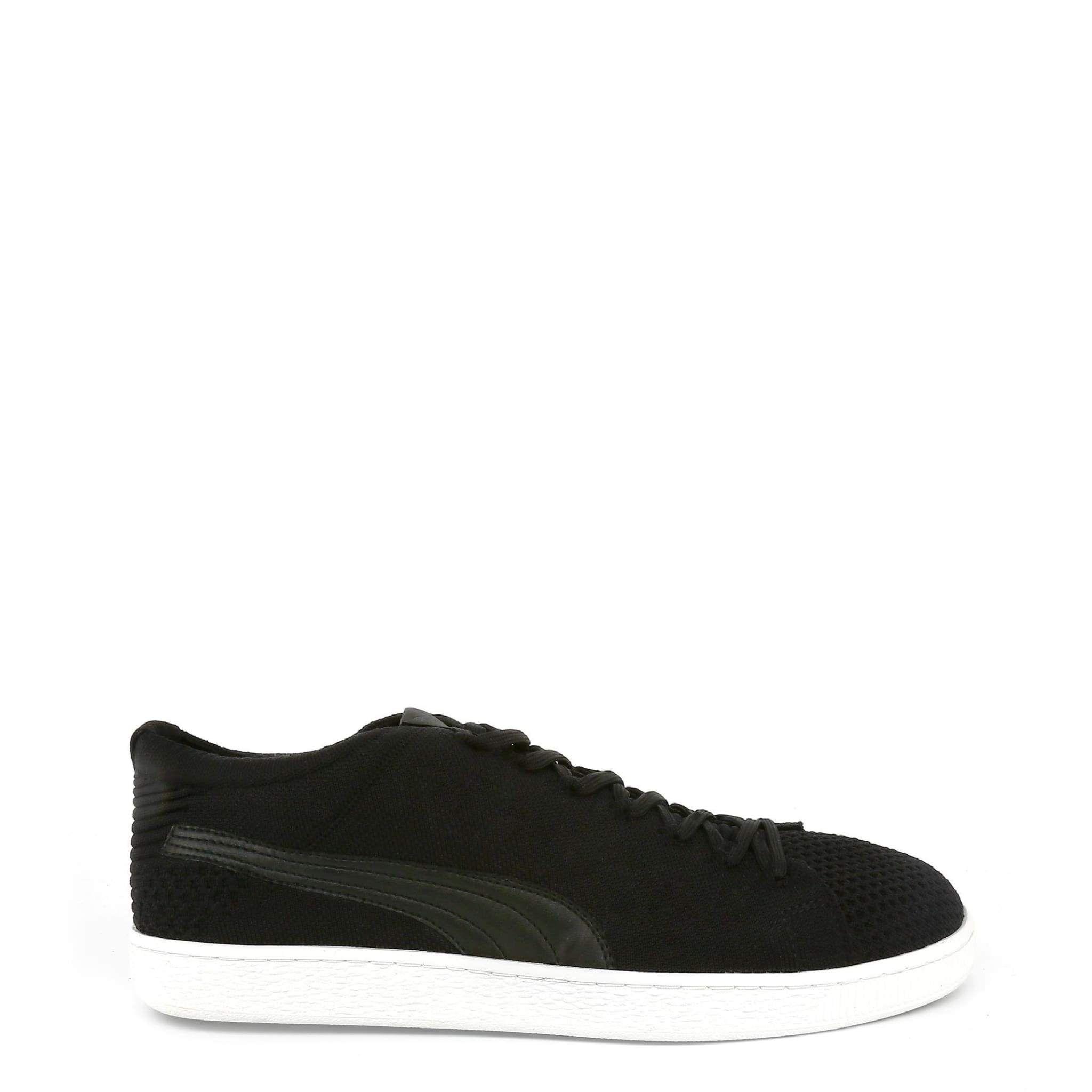 c380eb2cfe37 Puma Basket Men Black Sneakers
