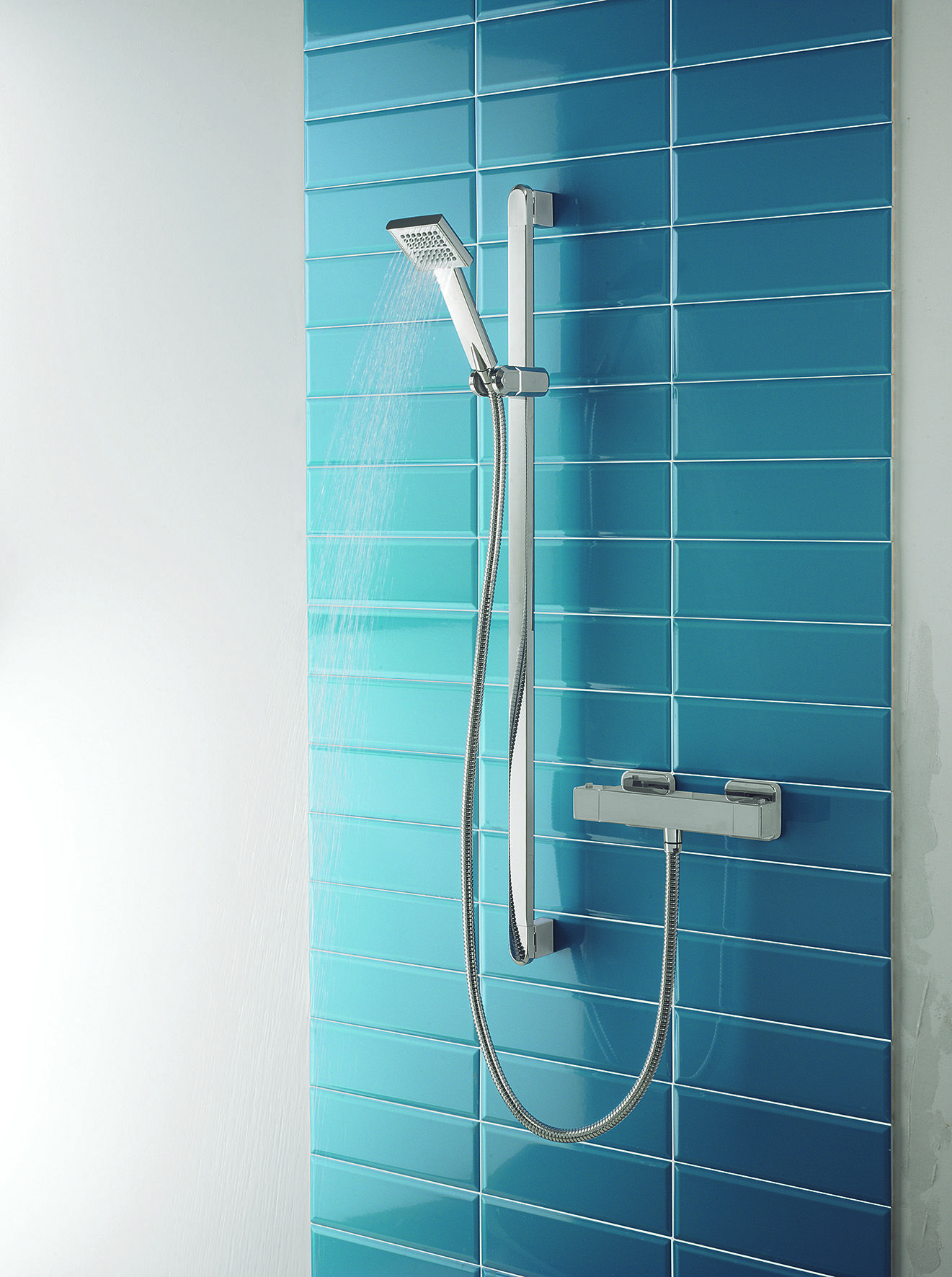 Zeya Bathroom Shower Kit from Crosswater http://www.crosswater.co.uk ...
