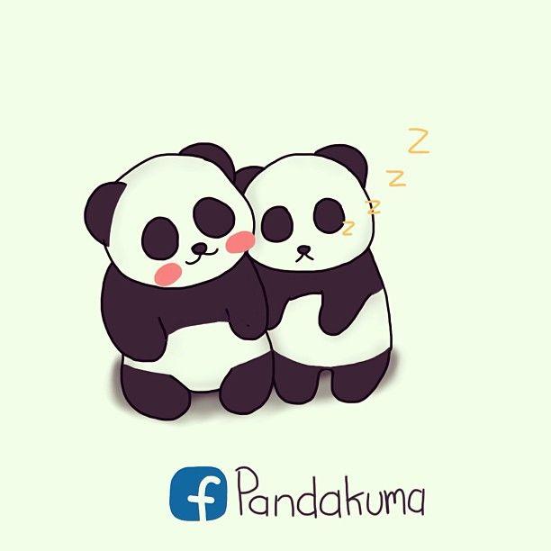 Have A Good Dream Na Haveagooddream Panda Pandakuma Panda Art Cartoon Panda Panda Drawing