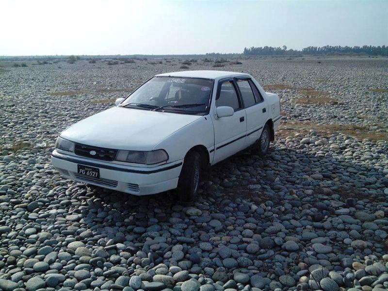 Hyundai Excel 1993 For Sale In Swabi Pakistan 3460 자동차